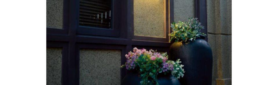 Tuinlampjes geven extra sfeer